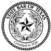 State Bar of Texas seal